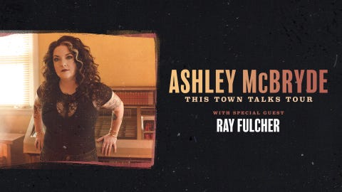 Ashley McBryde - This Town Talks Tour