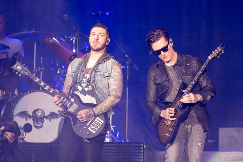 Avenged Sevenfold Update on Release Schedule, Expect to
