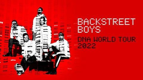 Backstreet Boys (New Date)