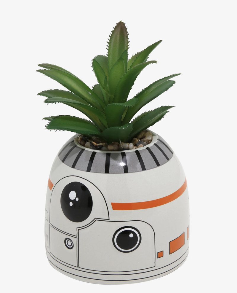 Star Wars BB-8 Faux Succulent Planter