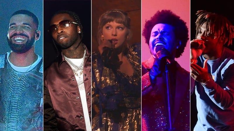 2021 Billboard Music Awards Top Artist Nominees
