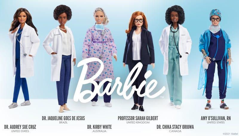Barbie COVID-19 Heroes