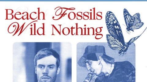 Beach Fossils & Wild Nothing