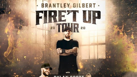 Brantley Gilbert - RESCHEDULED