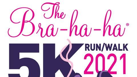 The Bra-ha-ha 5k Run/Walk 2021