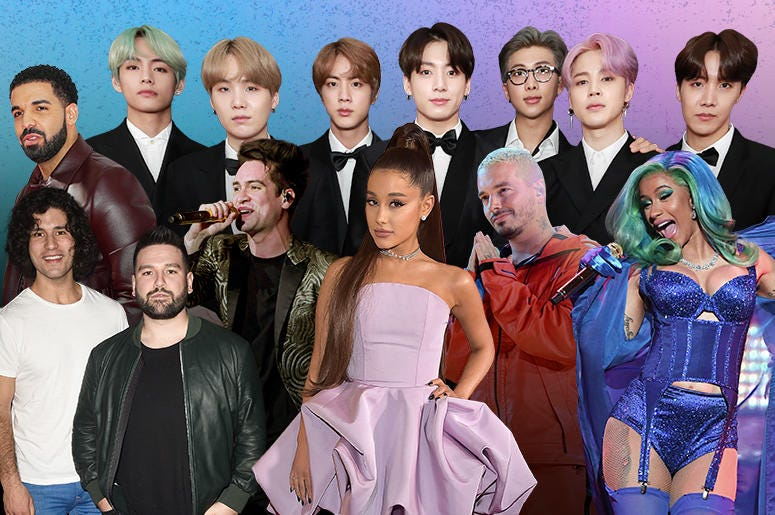 2019 Billboard Music Awards Full List of Winners