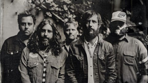 Band of Horses - Been A Minute Tour