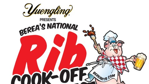 Berea's National Rib Cook-Off & Beer Fest – Cuyahoga County Fairgrounds