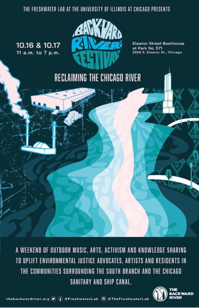 Environmental advocates host new festival to reclaim the Chicago River