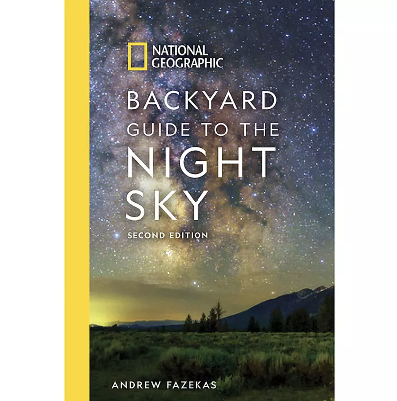 Backyard Guide to the Night Sky