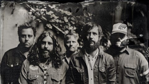 Band of Horses & Michigander Lolla Aftershow
