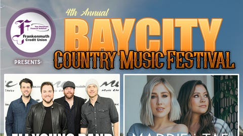 Bay City Country Music Festival