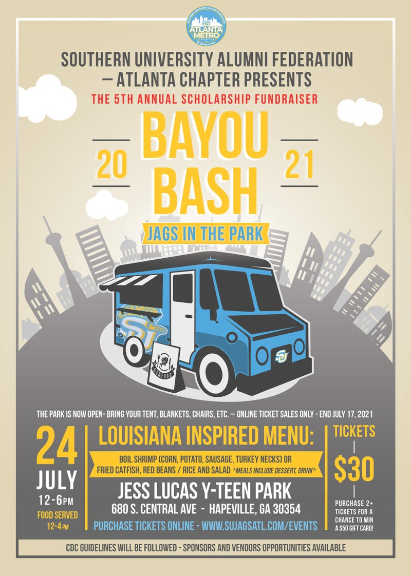 On Point Exclusive: Southern University Bayou Bash