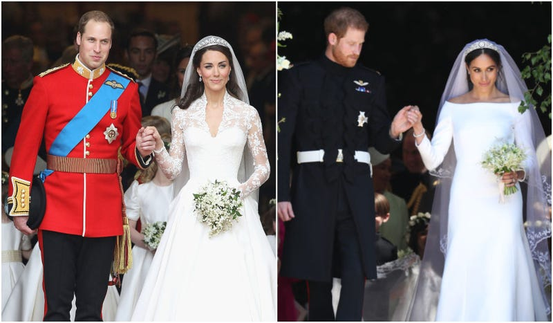 Kate Middleton, Meghan Markle Wedding
