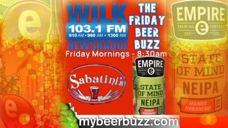 WILK Friday Beer Buzz