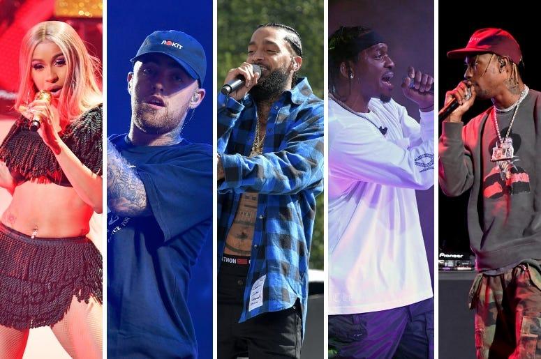 GRAMMY Awards: Best Rap Album Nominees