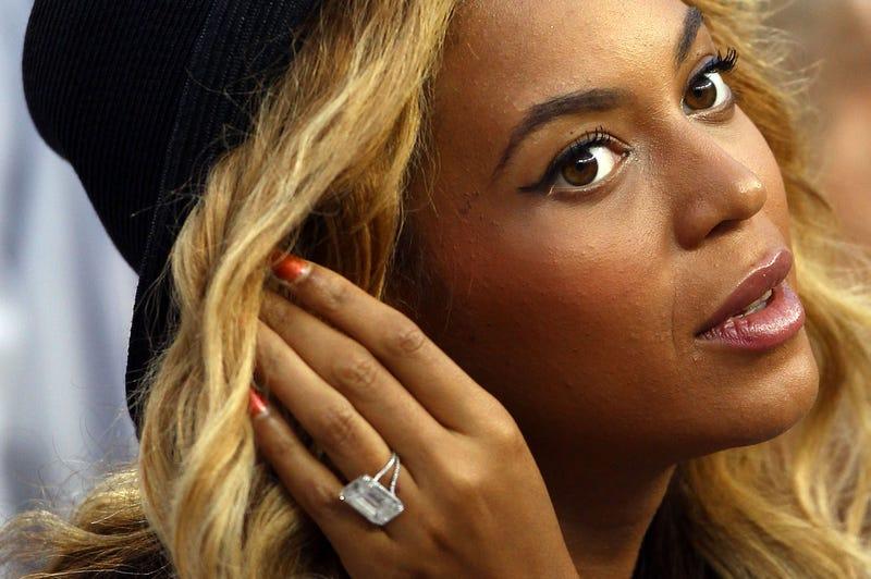 Beyoncé's engagement ring