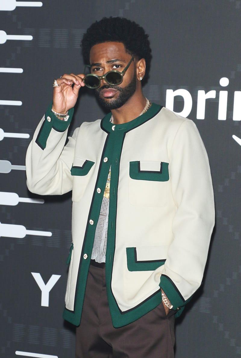 Big Sean attends the Savage x Fenty arrivals during New York Fashion Week
