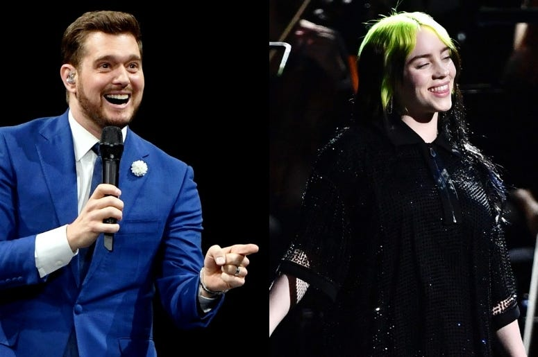Buble and Billie