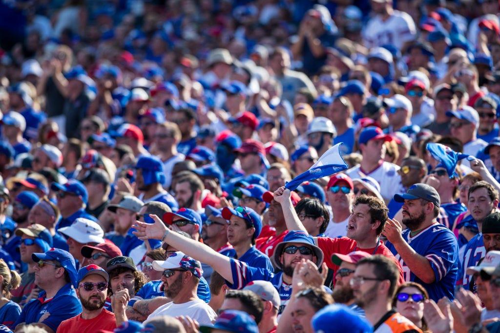 Bills finalize season ticket pricing for 2021 - ESPN Rochester