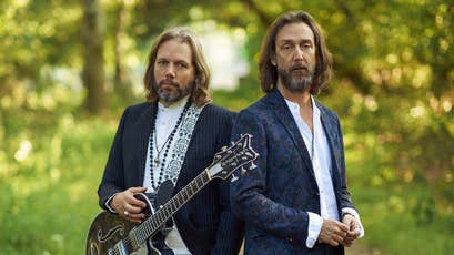 RE-SCHEDULED The Black Crowes: Shake Your Money Maker World Tour