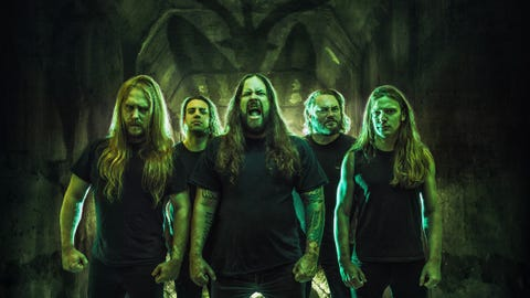 KISW Metal Shop Presents: The Black Dahlia Murder - Up From The Sewer Tour