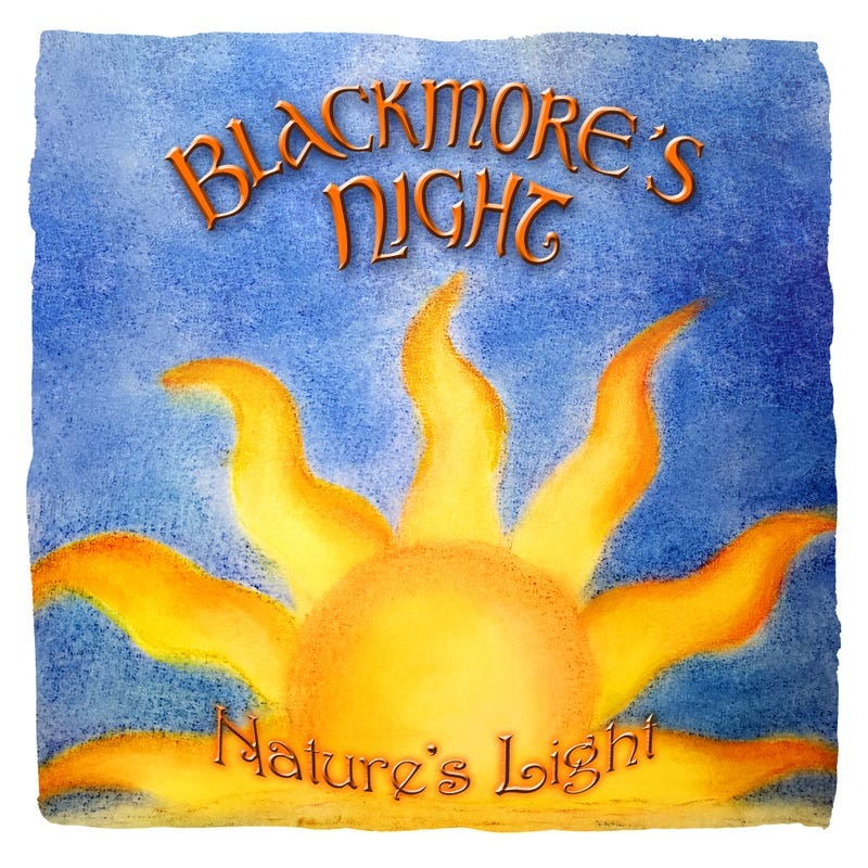 """Picture of Blackmore's Night """"Nature's Light"""""""
