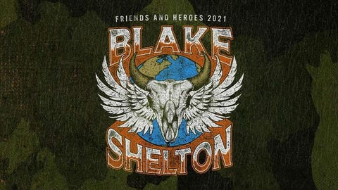 Blake Shelton in Nashville