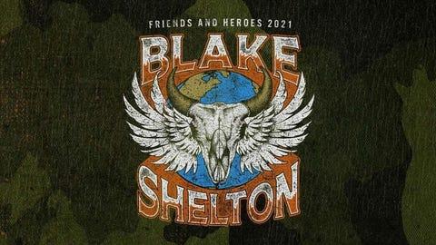 Blake Shelton in Atlanta!