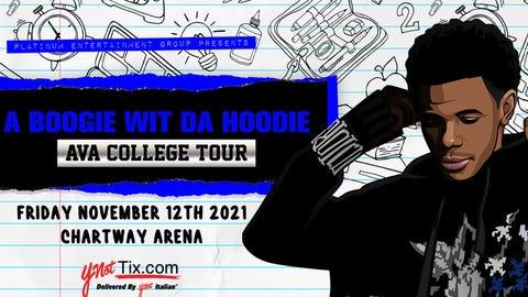A Boogie wit da Hoodie: AVA College Tour