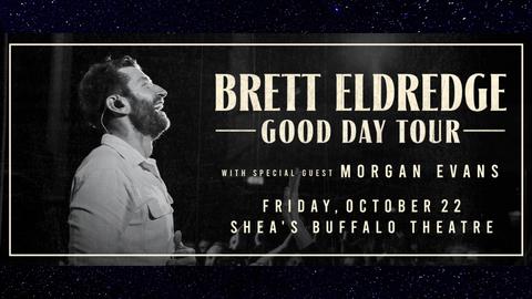 Brett Eldredge - Good Day Tour