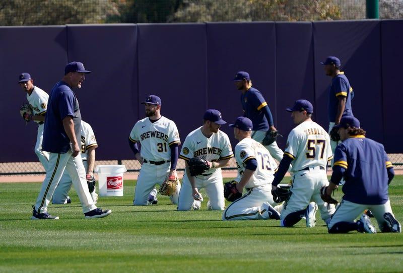 Milwaukee Brewers Spring Training