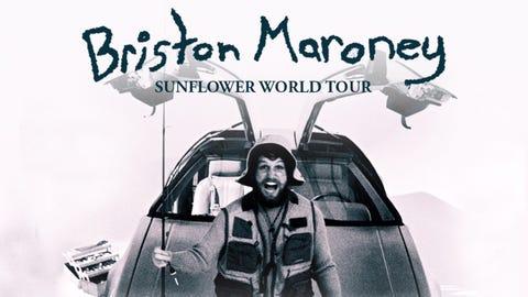 Briston Maroney - Sunflower World Tour