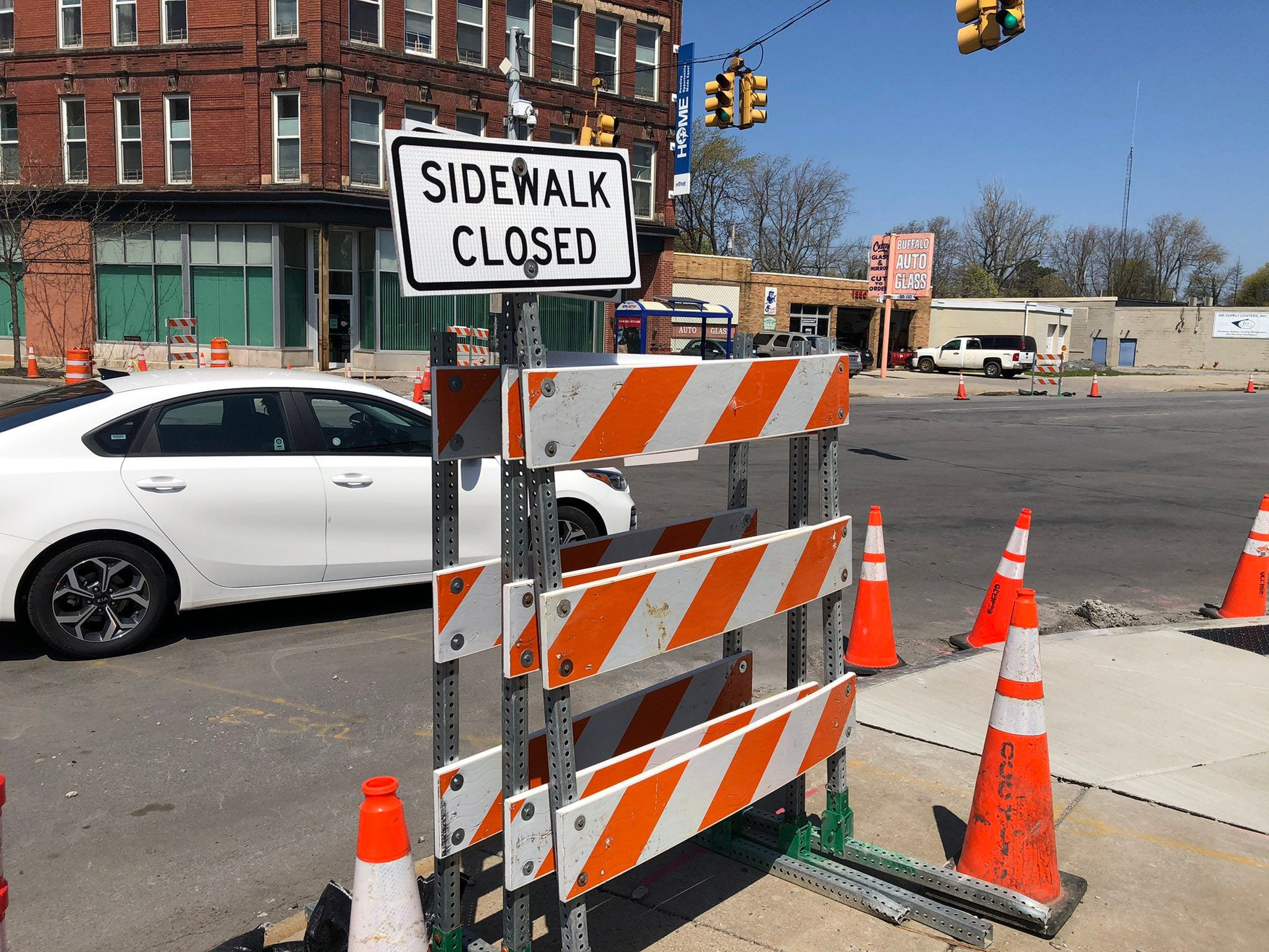 Burden lifted off Buffalo officials to maintain state roads in the city