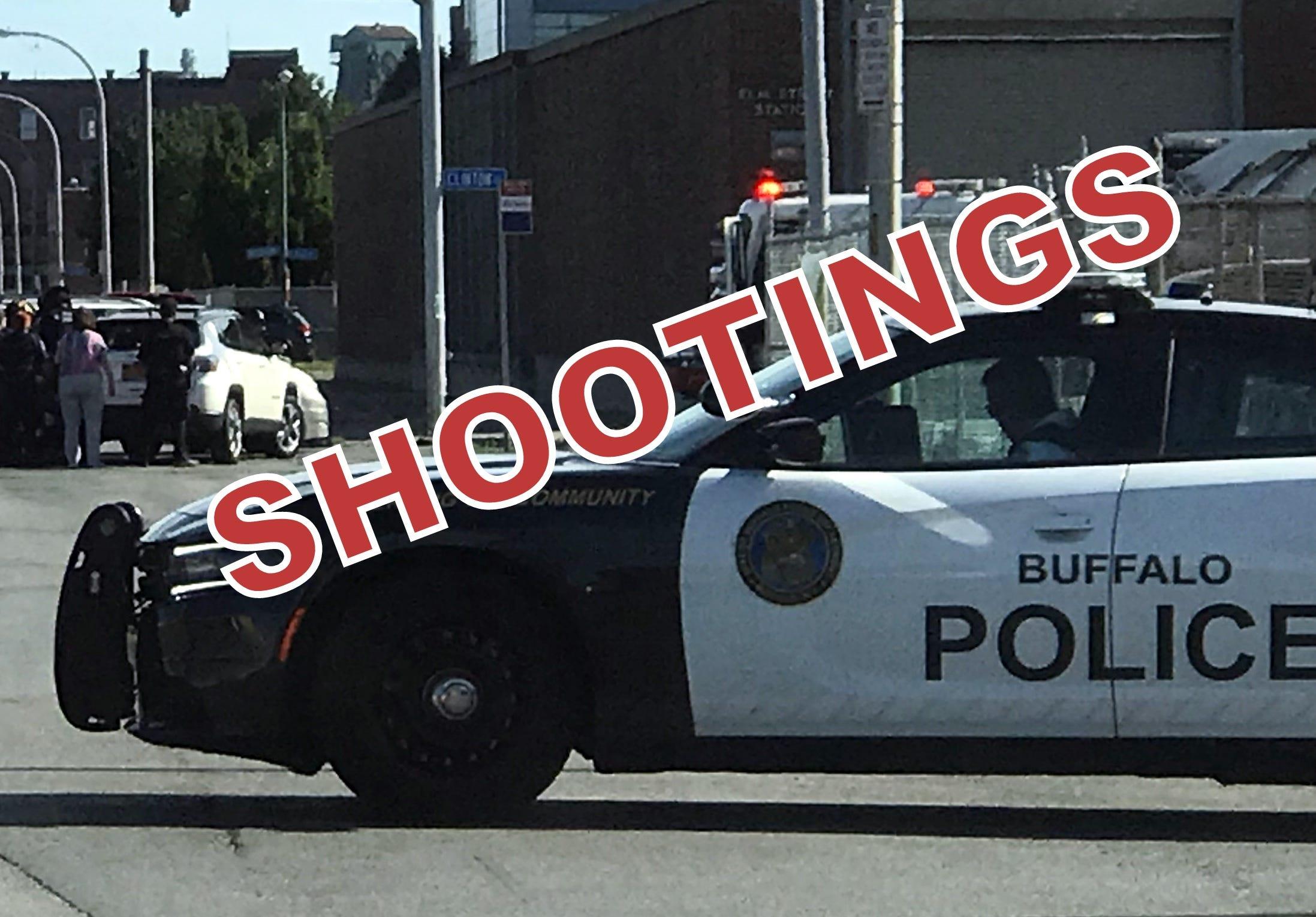 Two Separate Shootings in Buffalo