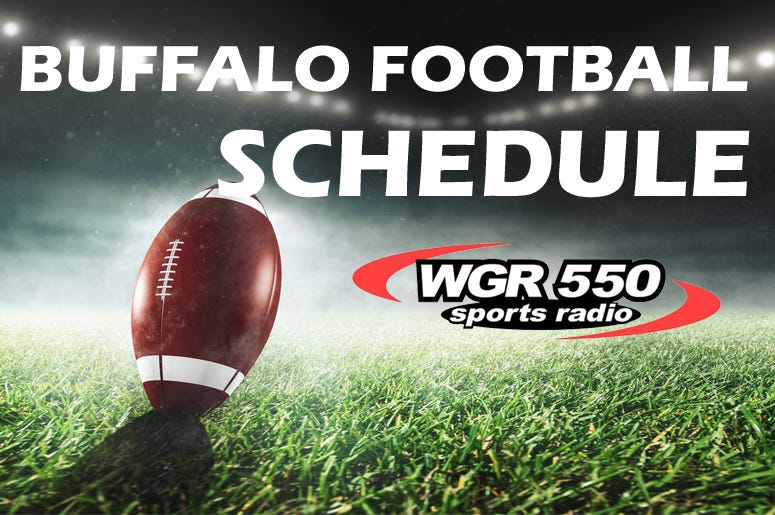 Buffalo Bills Schedule