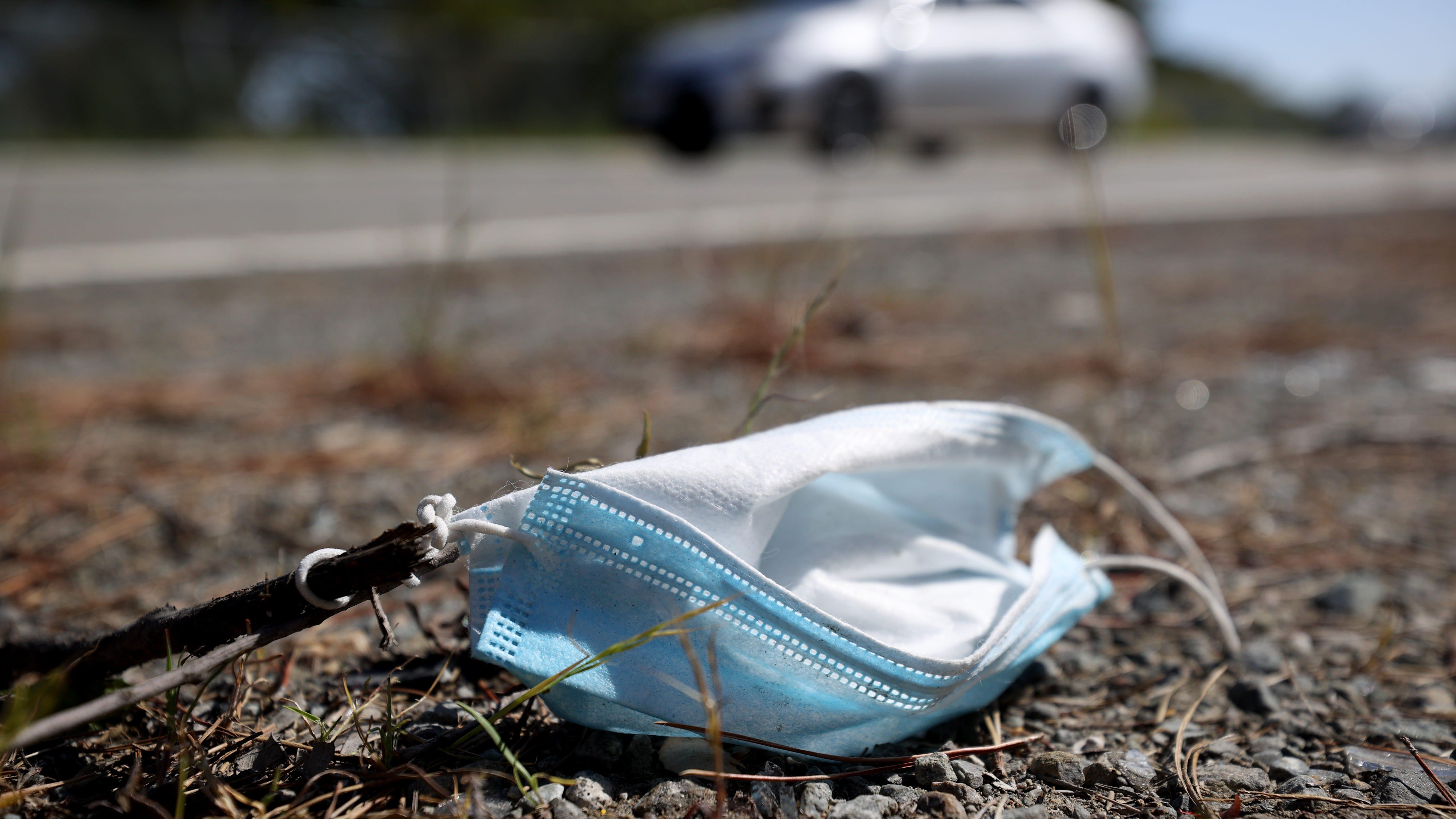 California mask mandate remains despite updated CDC guidance