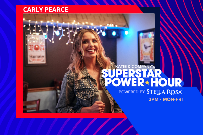 Superstar Power Hour - Carly Pearce