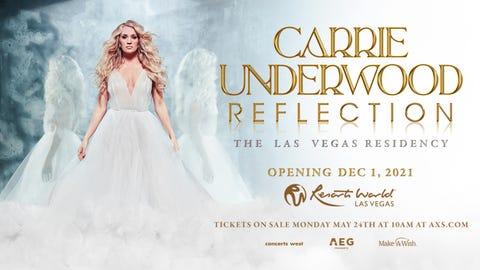 Carrie Underwood: Reflection : The Las Vegas Residency