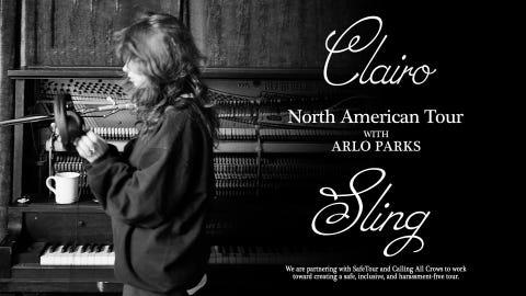 Clairo - The Sling Tour