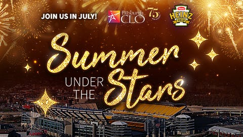 Pittsburgh CLO Summer Under the Stars: A Broadway Musical Celebration