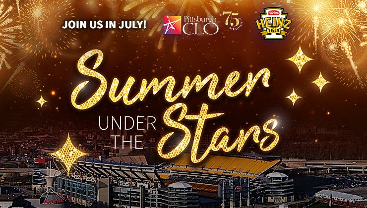 Pittsburgh CLO Summer Under the Stars: The Wizard of Oz