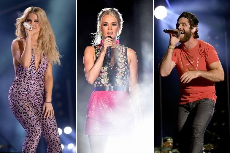 The nominees are in for the 2019 CMA Awards