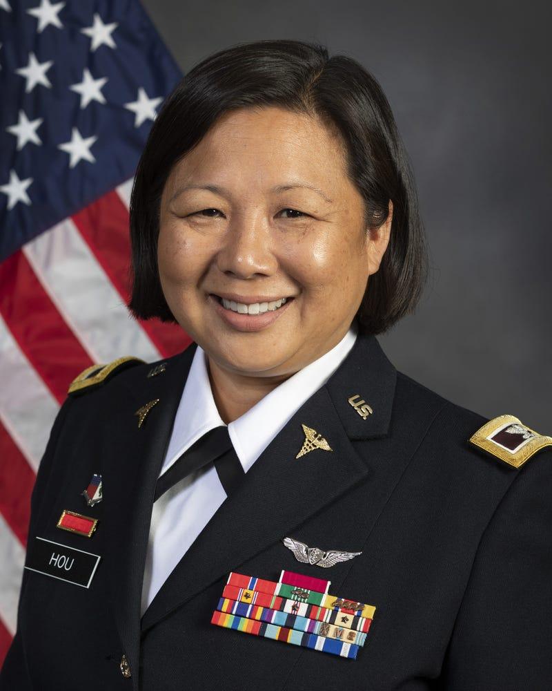 Colonel Lisa J. Hou, D.O.