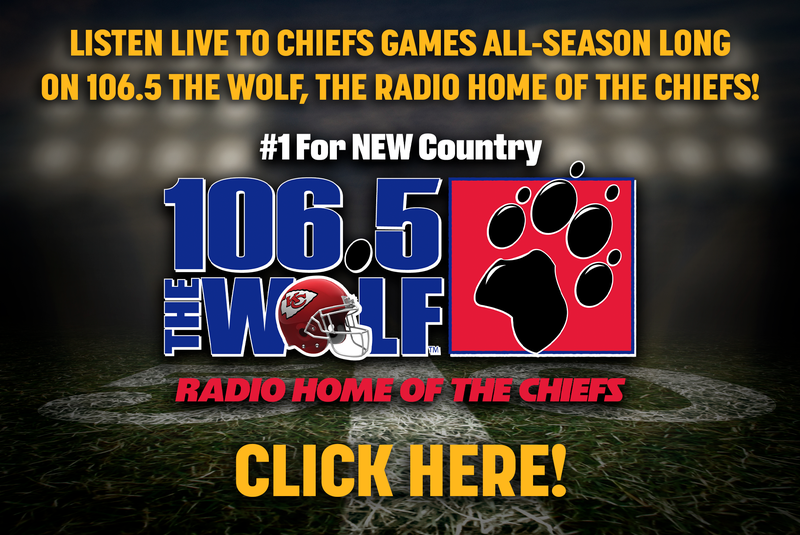 Click Here to listen live to Chiefs games.