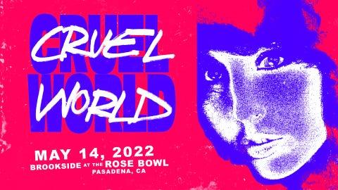 Cruel World! Morrissey, Bauhaus, Blondie, Devo, Public Image Ltd. and more