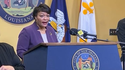 Mayor Cantrell announces city will revert to Phase 1