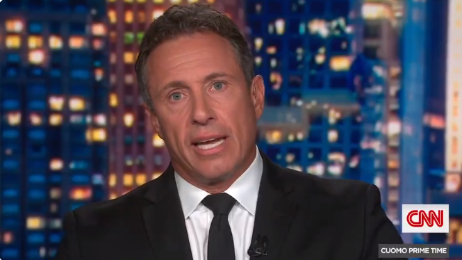 VIDEO: Chris Cuomo breaks silence, 'I did urge my brother to resign'