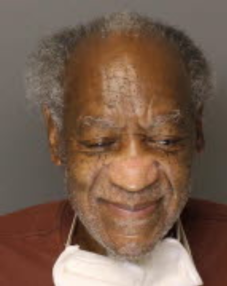 Bill Cosby mug shot taken on Sept. 4, 2020.