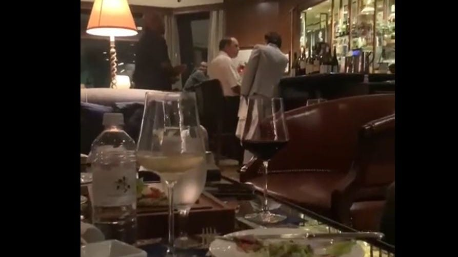 Mayor Cantrell gets into it with a patron at a bar in New Orleans